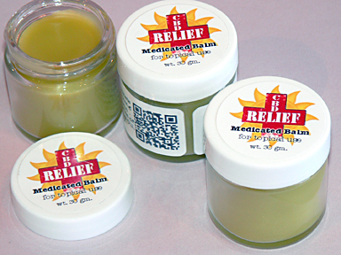 balm, Handmade with Organic ingredients