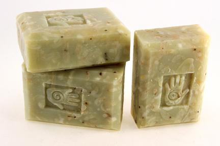 Bars of Tea Tree Soap, Handmade with Organic ingredients